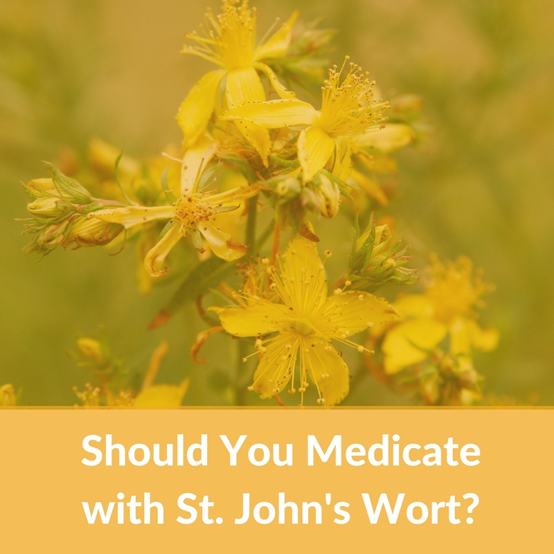 Should You Medicate with St. John's Wort? Consider 4 Critical Factors First