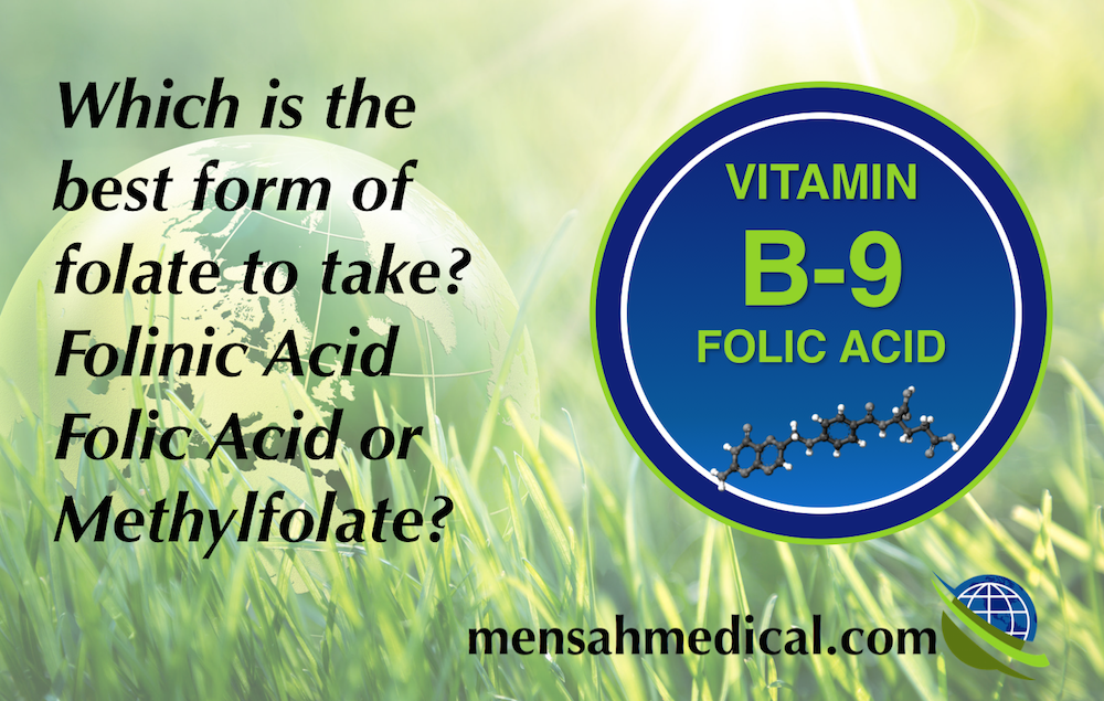 Folic Acid Supplements: Is Methylfolate Better? Folinic Acid?