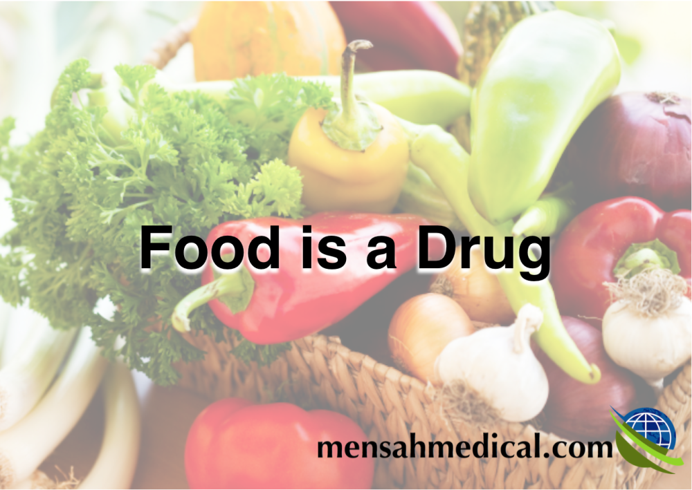 Food is a Drug: Nutritional Advice for Bipolar Disorder